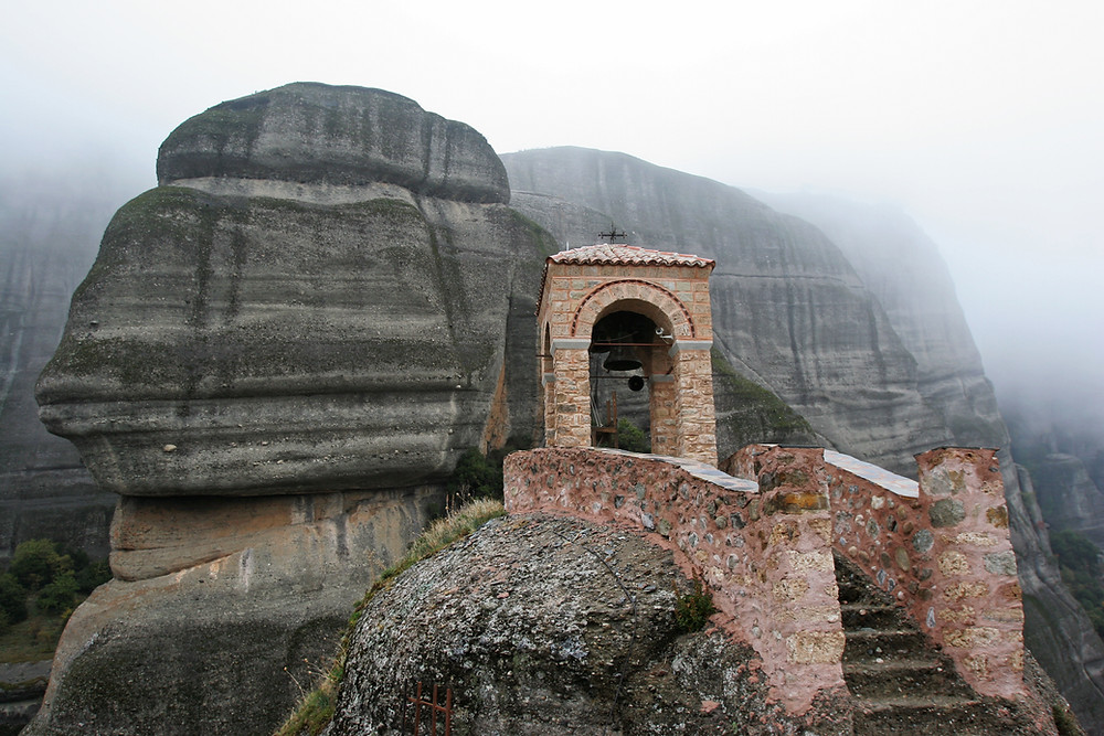 The Ancient Meteora | Top Experiences in Greece