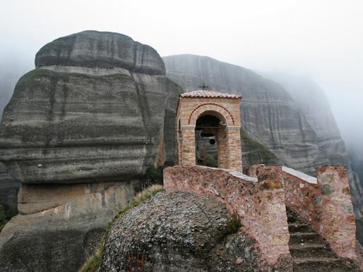 Ancient Meteora