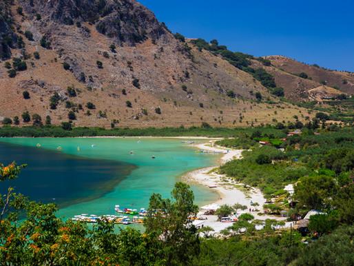 Kournas Natural Lake | Chania Crete