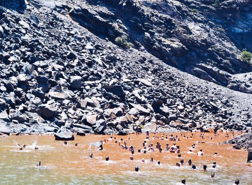 Hot Springs of Palea Kameni Island | Santorini
