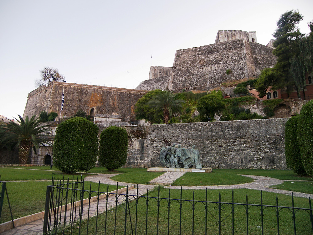 New Fortress   Corfu   Best Experiences in Greece