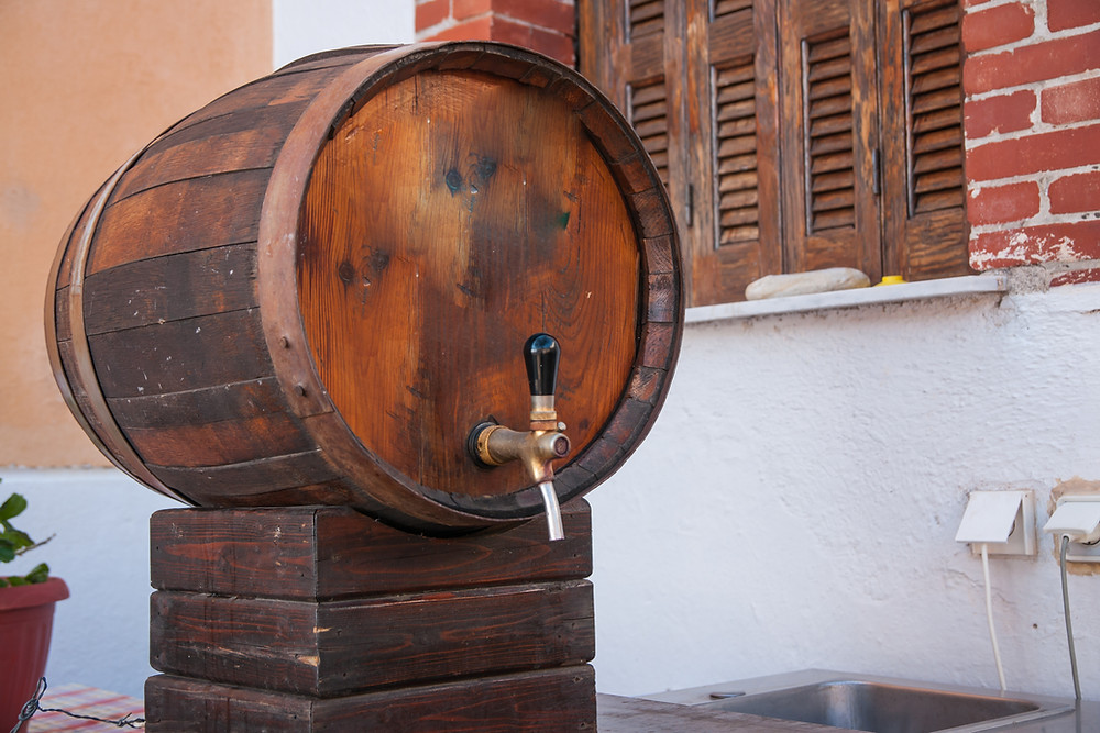 Malvasia Wine | Top Tastes in Monemvasia Greece