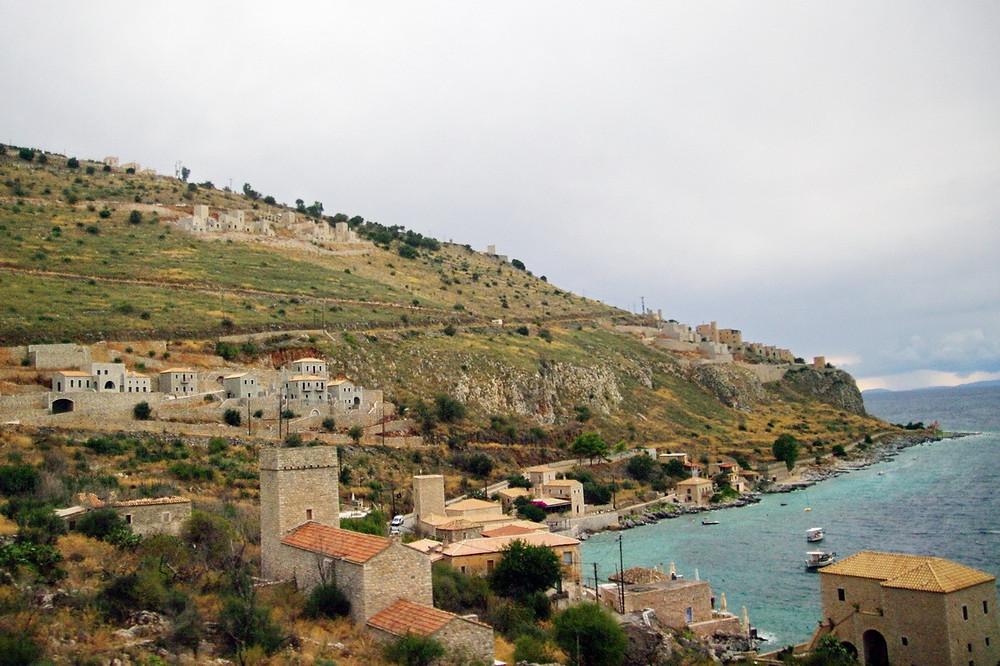 Oitylo Village | Lakoniki Mani | Best Things to Do in Greece