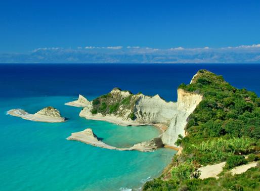 Cape Drastis   Corfu