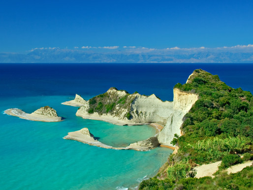 Cape Drastis | Corfu
