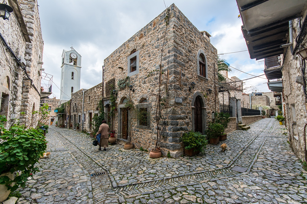 Mesta Village | Chios | Best Experiences in Greece