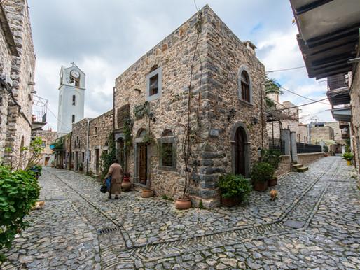 Mesta Village | Chios