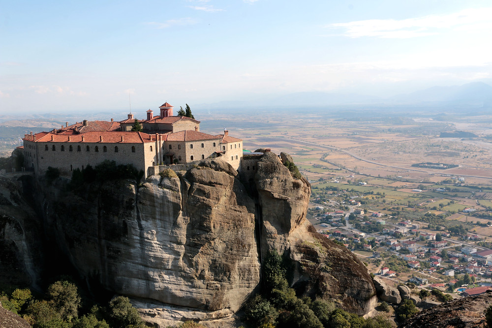 Monastery of St. Stephen | Meteora | Top Monuments in Greece