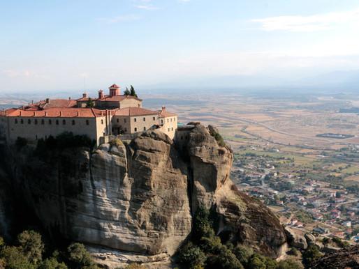 Monastery of St. Stephen | Meteora