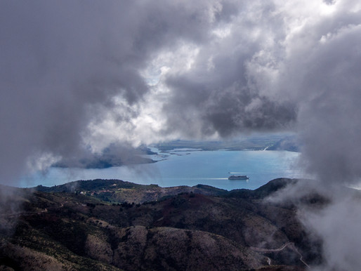 Pantokrator Mountain | Corfu