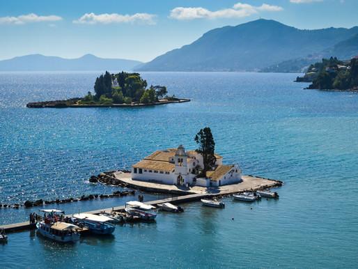 Pontikonisi Islet | Corfu
