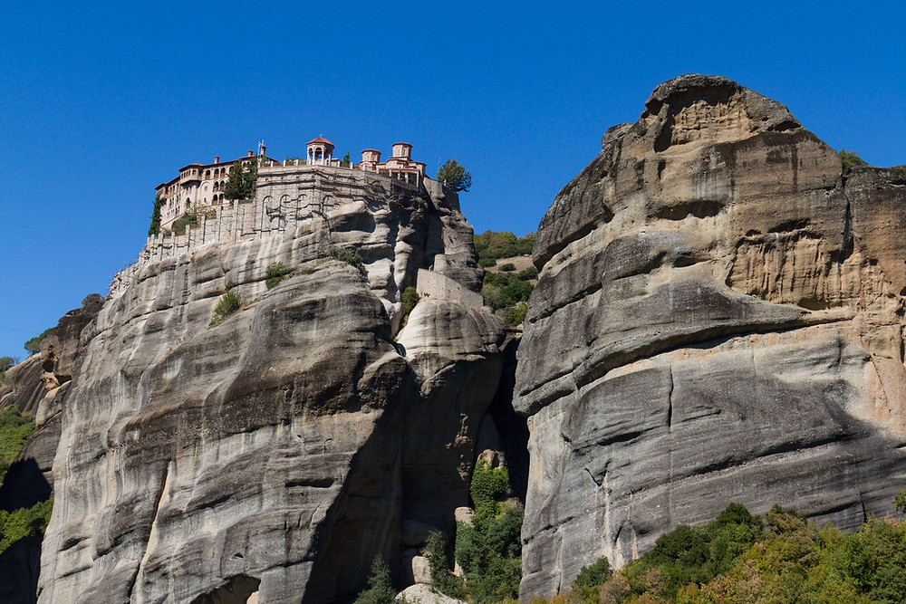 The Great Meteoron Monastery | Meteora | Top Monuments in Greece