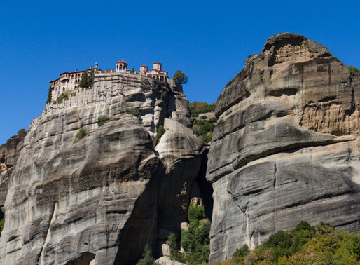 Great Meteoron Monastery | Meteora