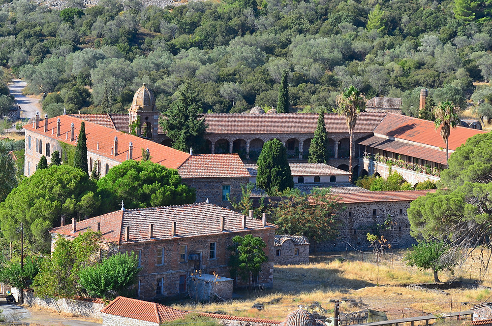 Limonas Monastery | Lesvos | Best Things to Do in Greece