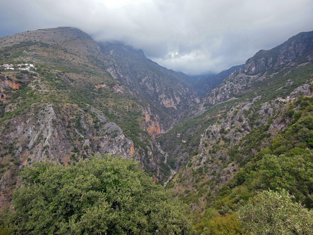 Taygetos Mountain | Lakoniki Mani | Best Things to Do in Greece