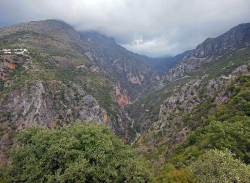 Taygetos Mountain | Mani Lakonia