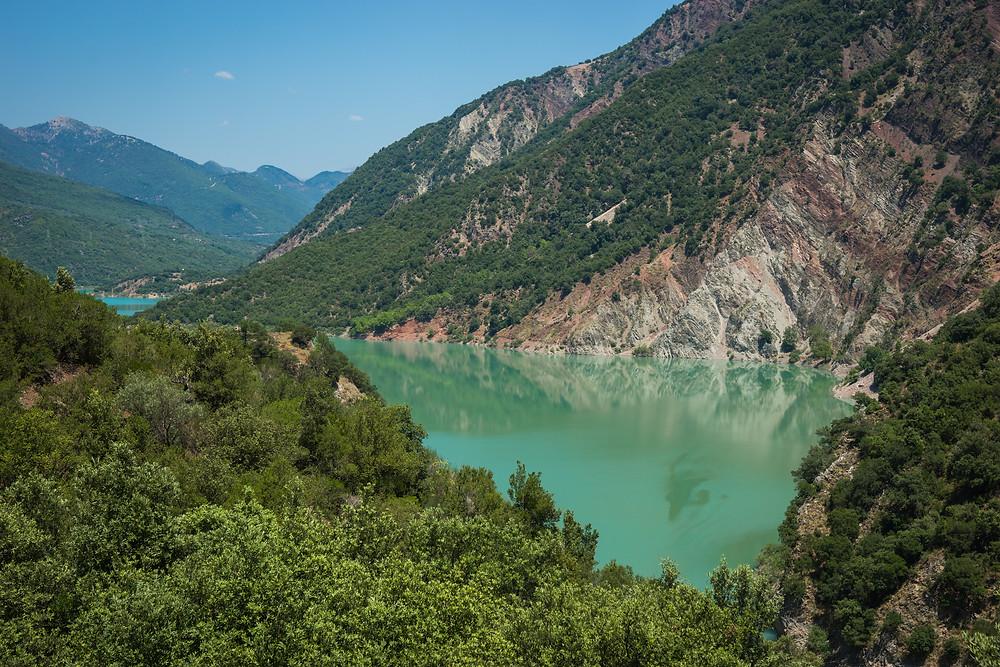 Kremasta Dam