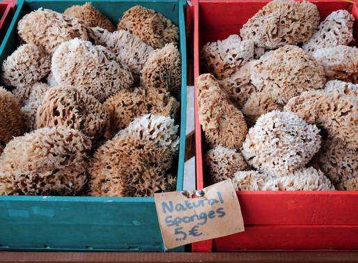 Natural Sponges | Kalymnos