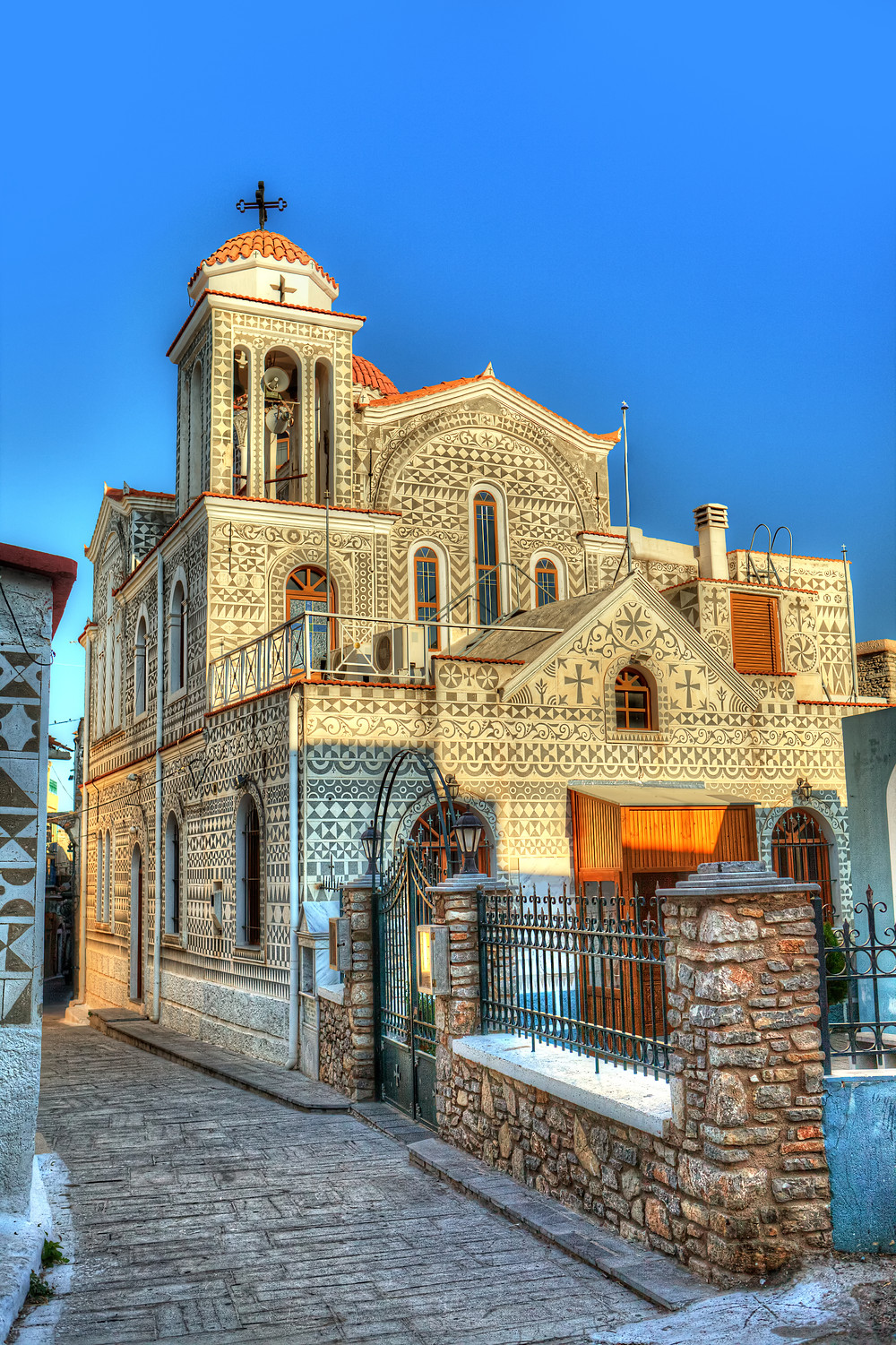 Agia Ermioni Church | Chios | Best Experiences in Greece