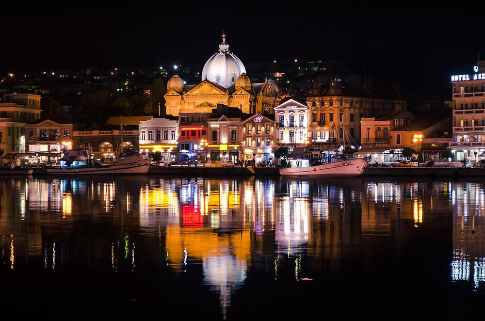 Mytilini City | Lesvos | Best Destinations in Greece