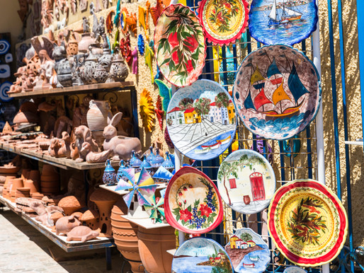 Traditional Pottery in Armolia | Chios