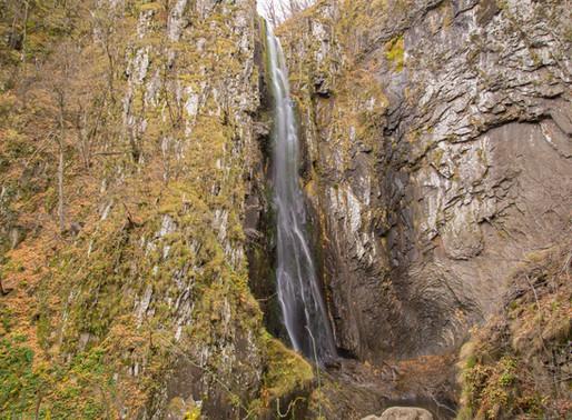 Waterfall Livaditis   Xanthi Highlands