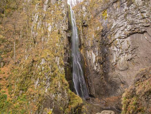 Waterfall Livaditis | Xanthi Highlands