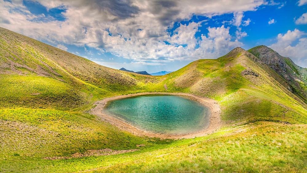 Gistova Dragon Lake