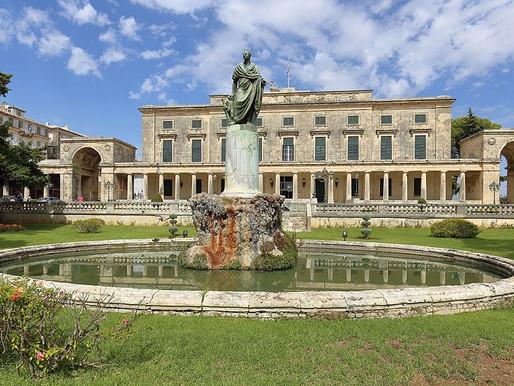 Palace of St. Michael and St. George | Corfu