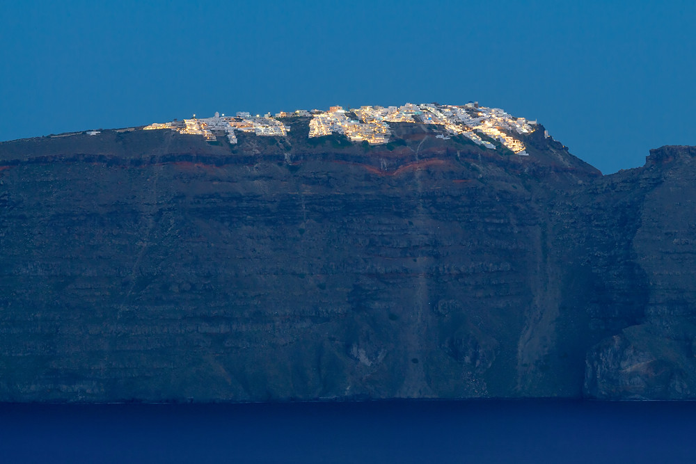Fira Town | Best Sights in Santorini Greece