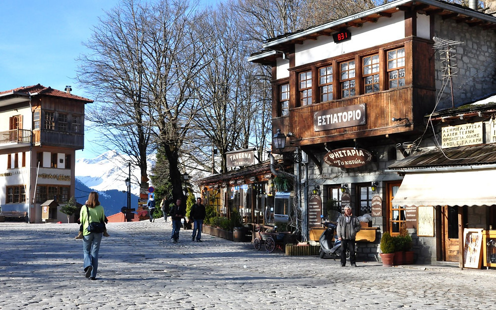 Metsovo City | Top Destinations Epirus Greece