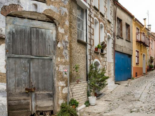 Agiasos Village | Lesbos