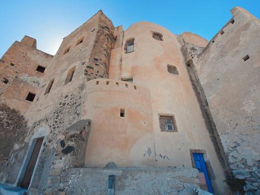 Emporio Castle | Santorini | A Medieval Masterpiece