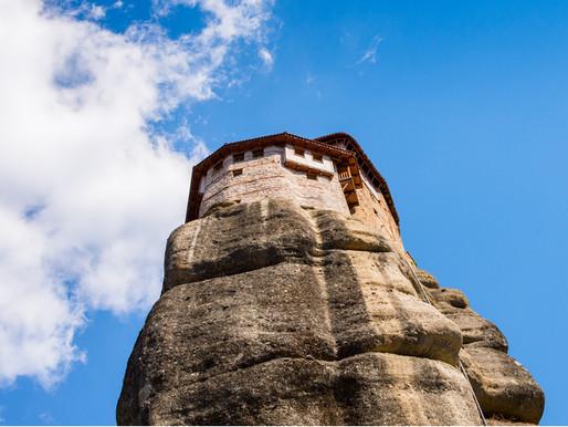 Monastery of St. Nikolas | Meteora