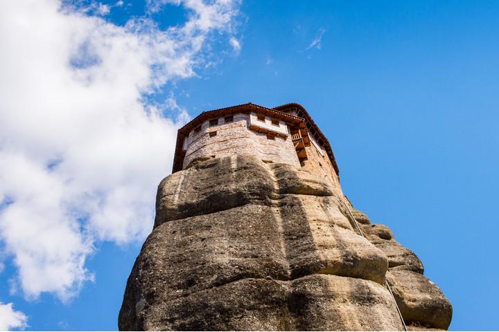 Monastery of St. Nikolas | Meteora | Top Monuments in Greece