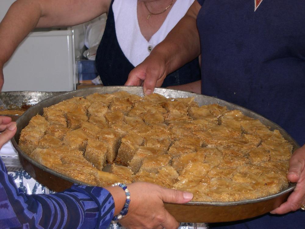 Lesbian Cuisine | Copyright: Panagiotis Papadellis