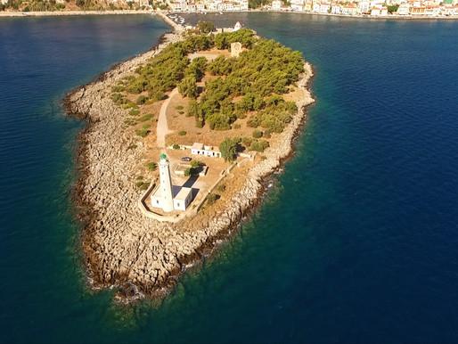 Lighthouse of Gythio | Mani Lakonia