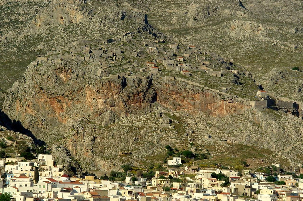 Castle of Chora | Best Things to Do in Kalymnos