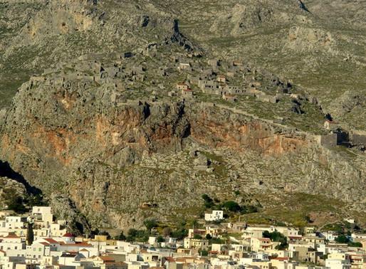 Castle of Chora | Kalymnos