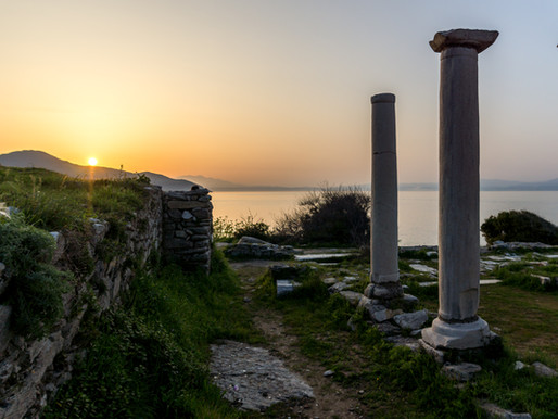 Evreokastro Archaeological Site | Thassos