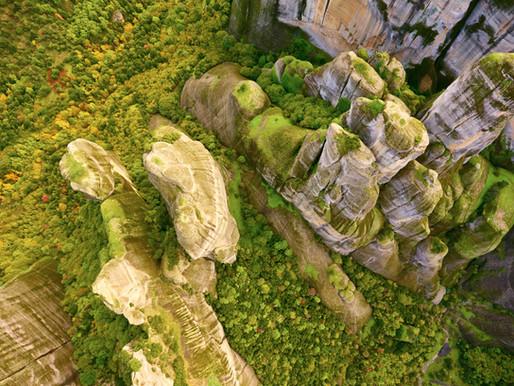 Geology of Meteora