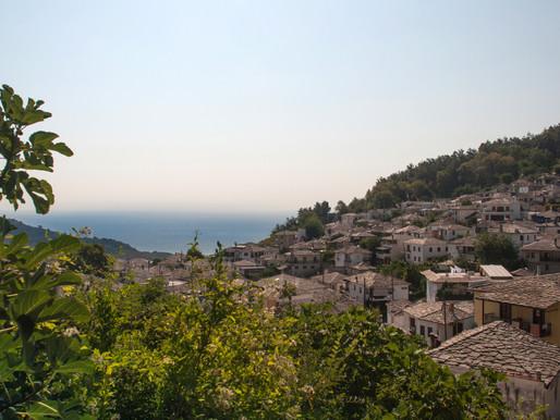 Panagia Village | Thassos