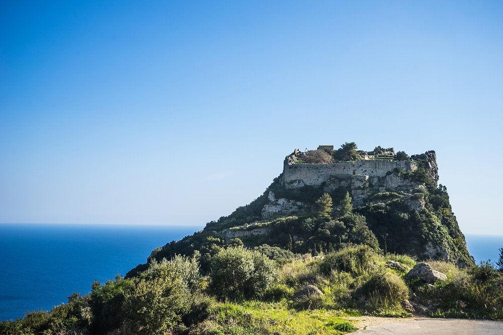 Byzantine Castle of Angelokastro | Corfu | Best Experiences in Greece