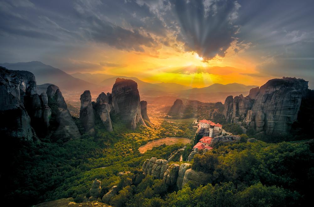 Meteora in Hollywood | Best Experiences in Greece