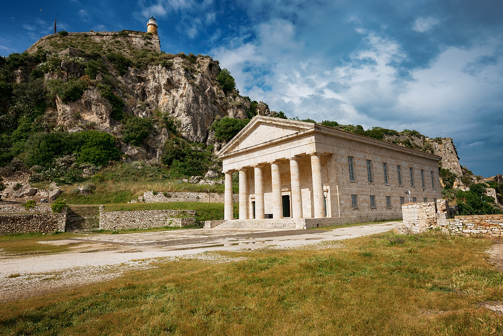 Old Fortress   Corfu   Best Experiences in Greece