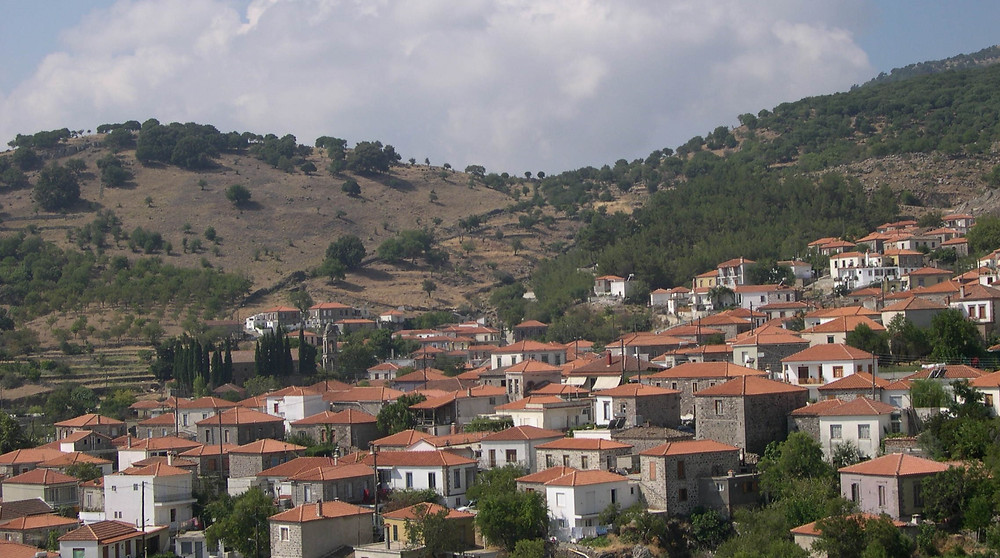 Anemotia Village | Lesbos | Top Destinations in Greece