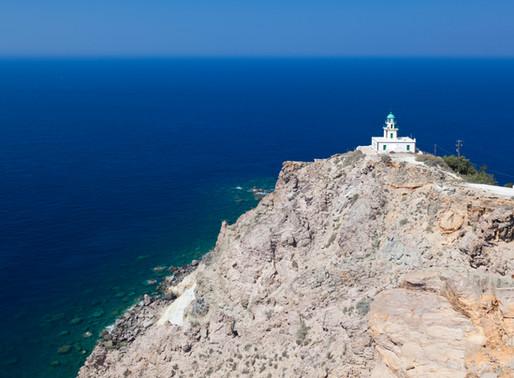 Akrotiri Lighthouse | Santorini