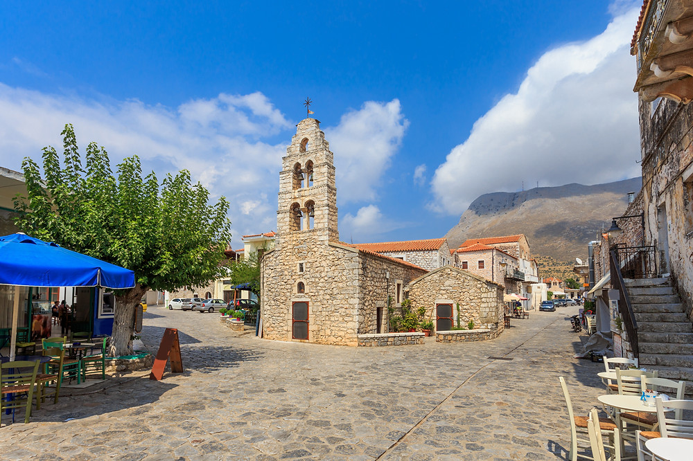 Areopoli Town | Lakoniki Mani | Best Things to Do in Greece