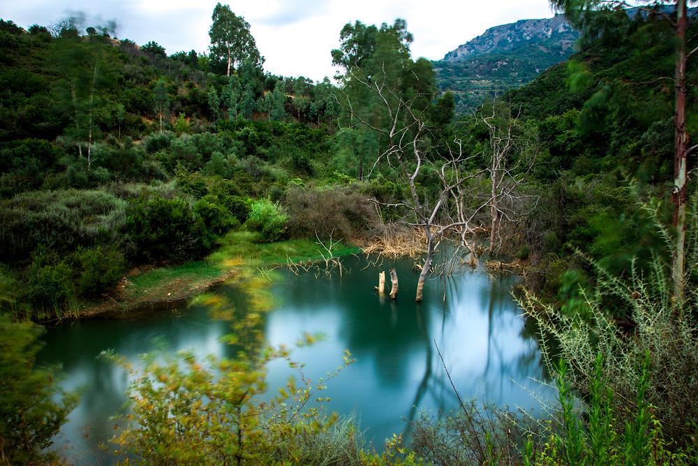 Patsos Gorge Crete