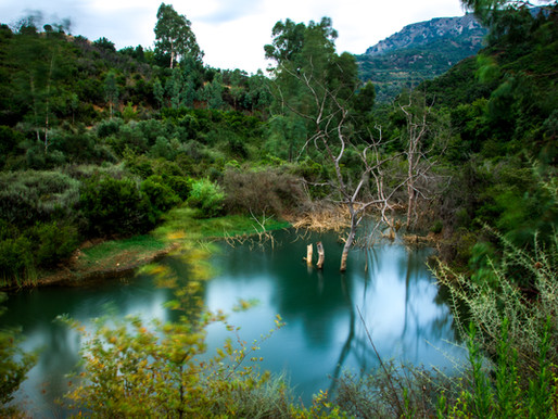 Patsos Lake | Rethymno Crete | After the Gorge